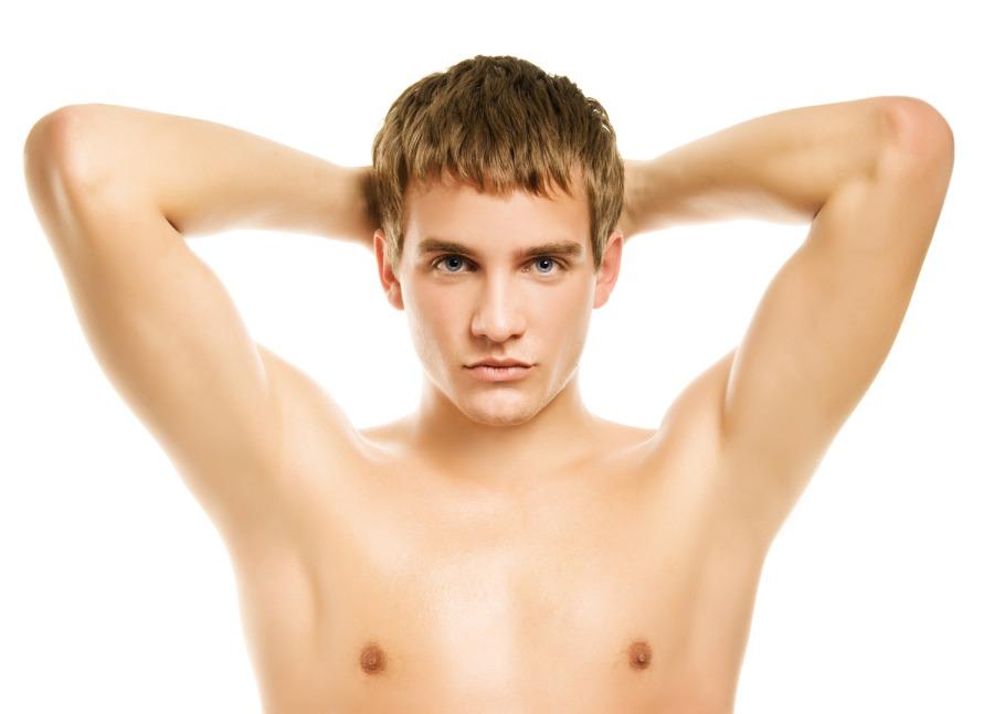 Männer sollten achseln rasieren die sich Warum rasieren